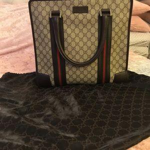 Classic Gucci Tote